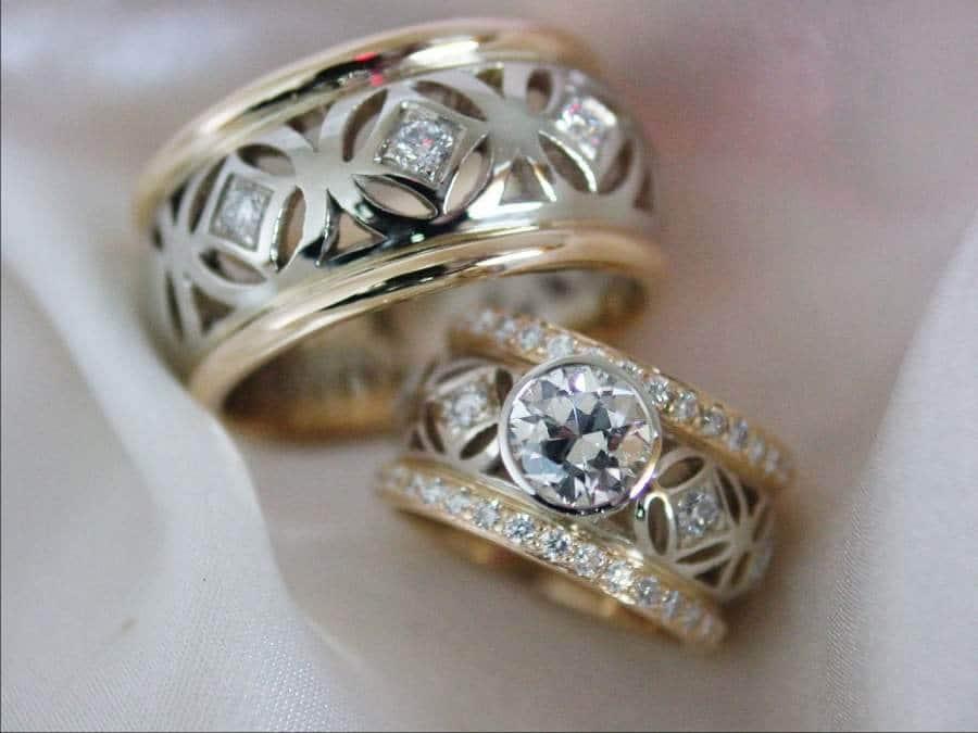 rings-wedding-diamond-gold