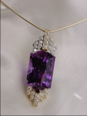 portfolio of necklaces and earrings